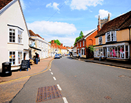 Commercial and Residential buildings in Suffolk